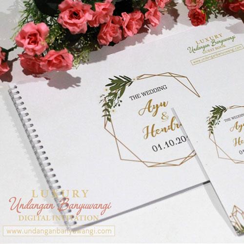 Undangan Custom Pernikahan